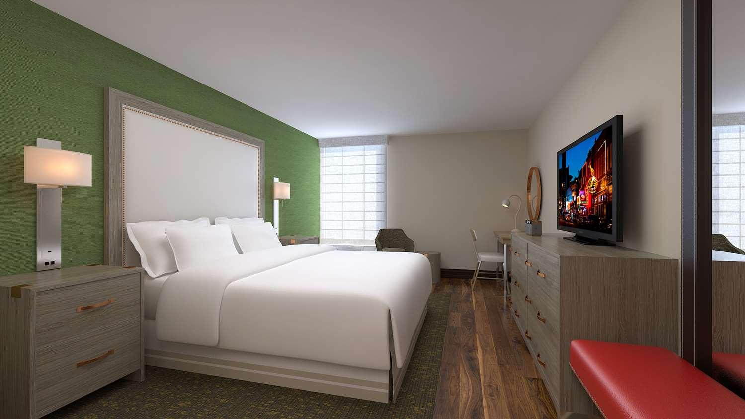 Room - Hayes Street Hotel West End Nashville