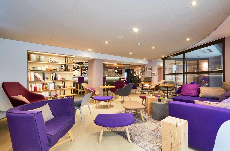 Restaurant - Hotel Campanile Paris - Saclay