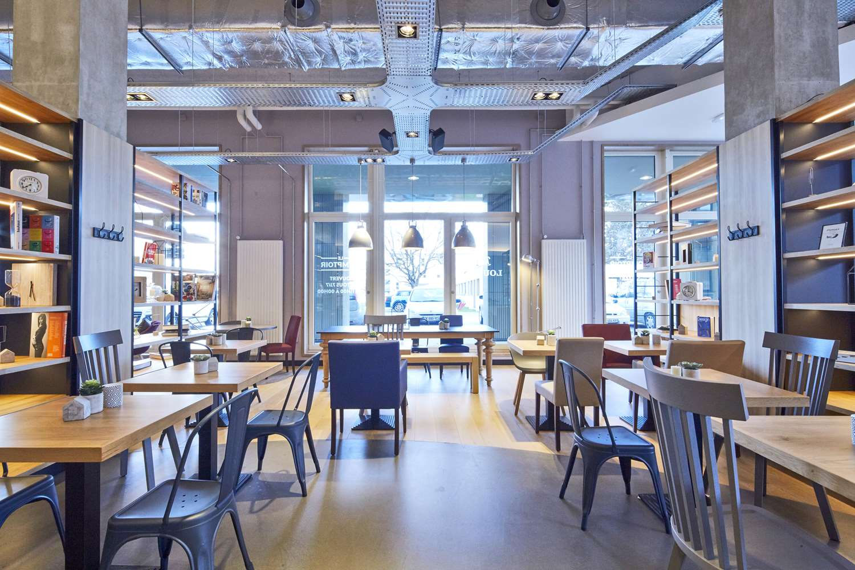 Restaurant - Hôtel Campanile Paris - Saclay
