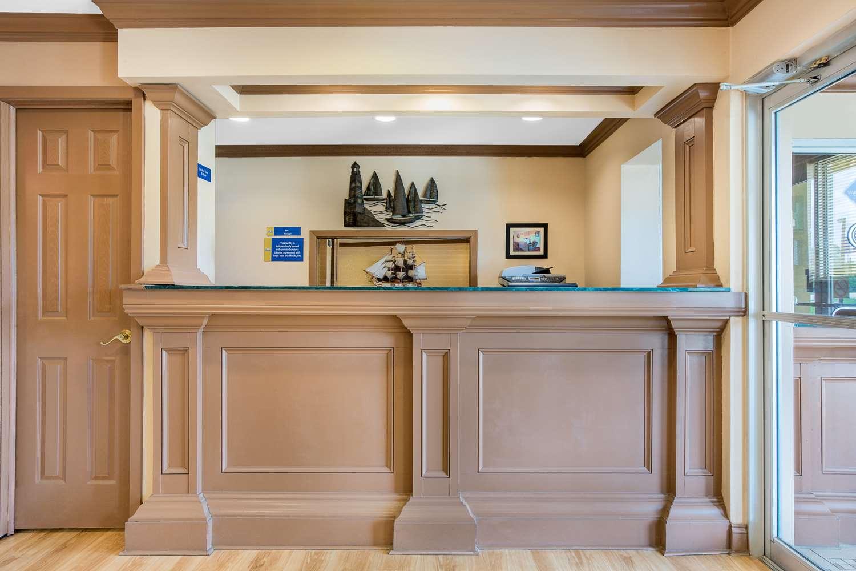 Lobby - Americas Best Value Inn Kosciusko