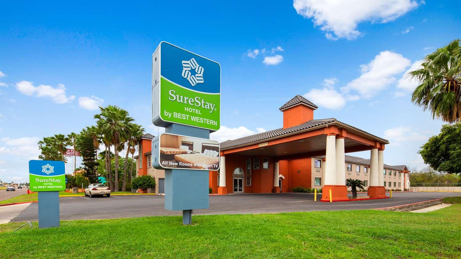 Exterior view - SureStay Hotel by Best Western Brownsville