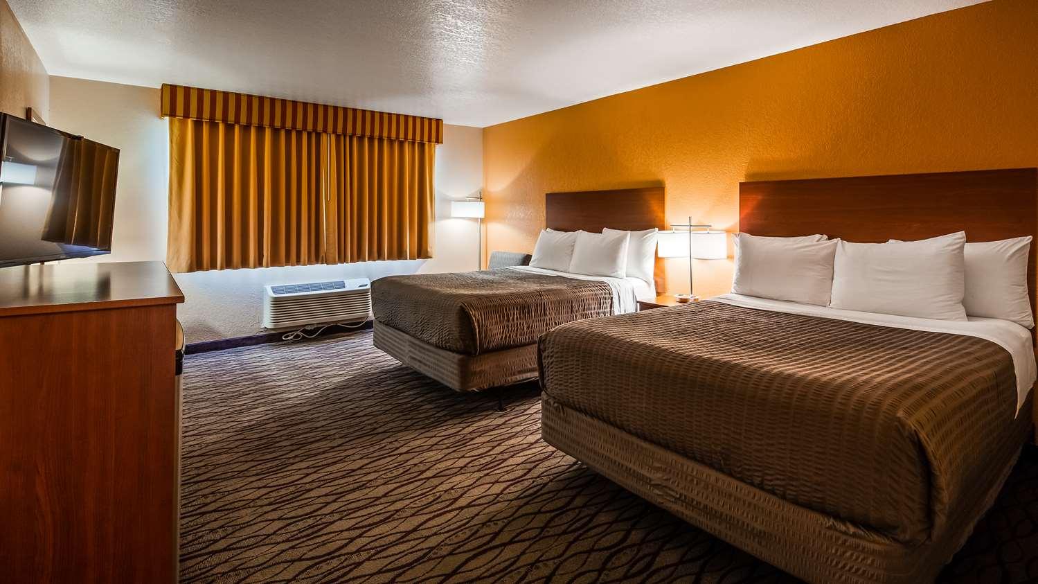 Room - SureStay Hotel by Best Western Wenatchee