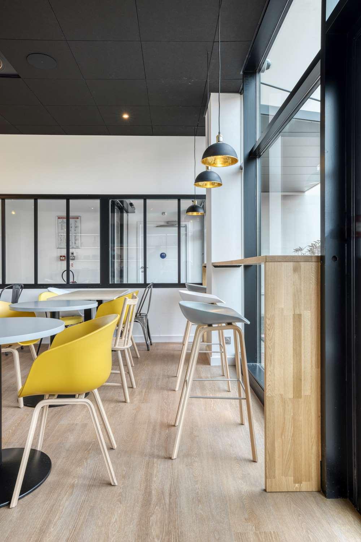 Restaurant - Hotel Campanile Rennes Sud - Saint Jacques