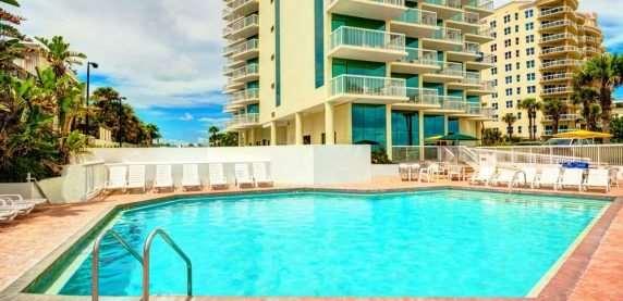 Pool - Bahama House Hotel Daytona Beach Shores