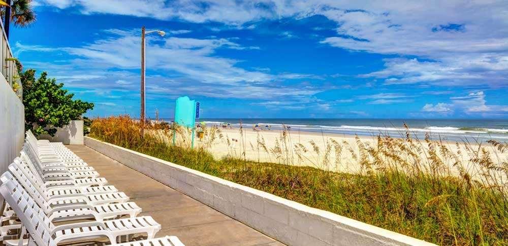 Exterior view - Bahama House Hotel Daytona Beach Shores