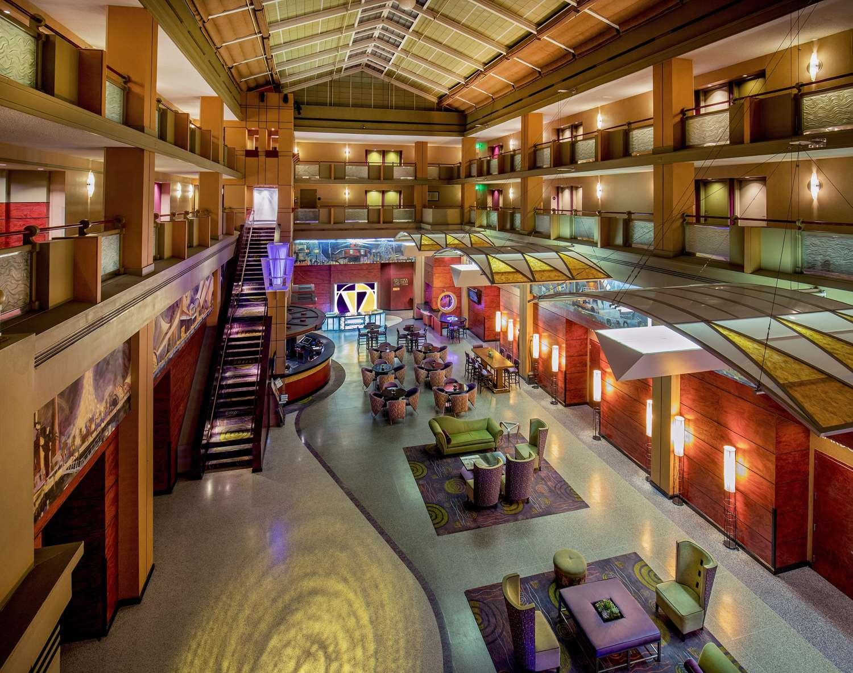 Lobby - Pier 5 Hotel Baltimore