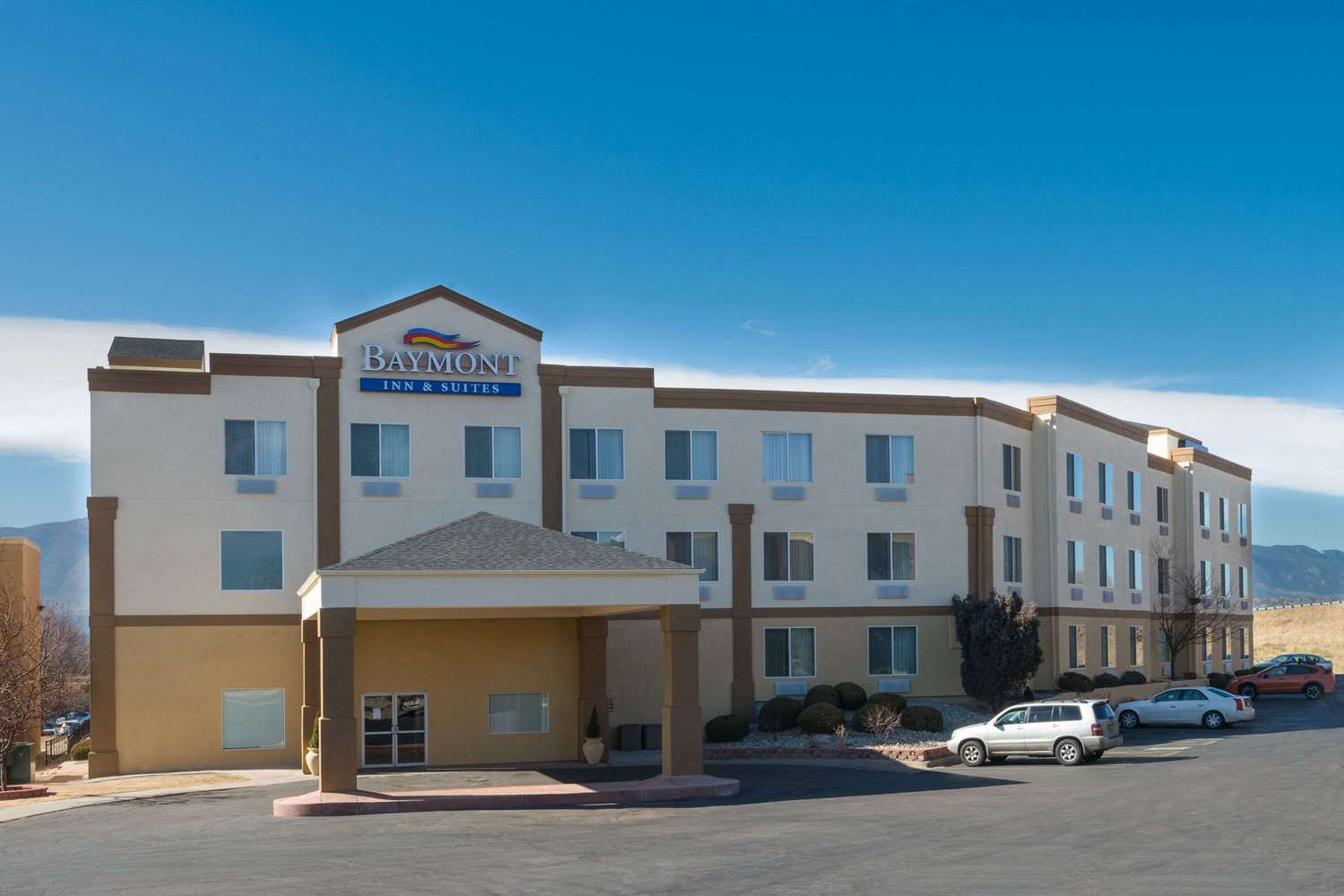 Exterior view - Baymont Inns & Suites Colorado Springs