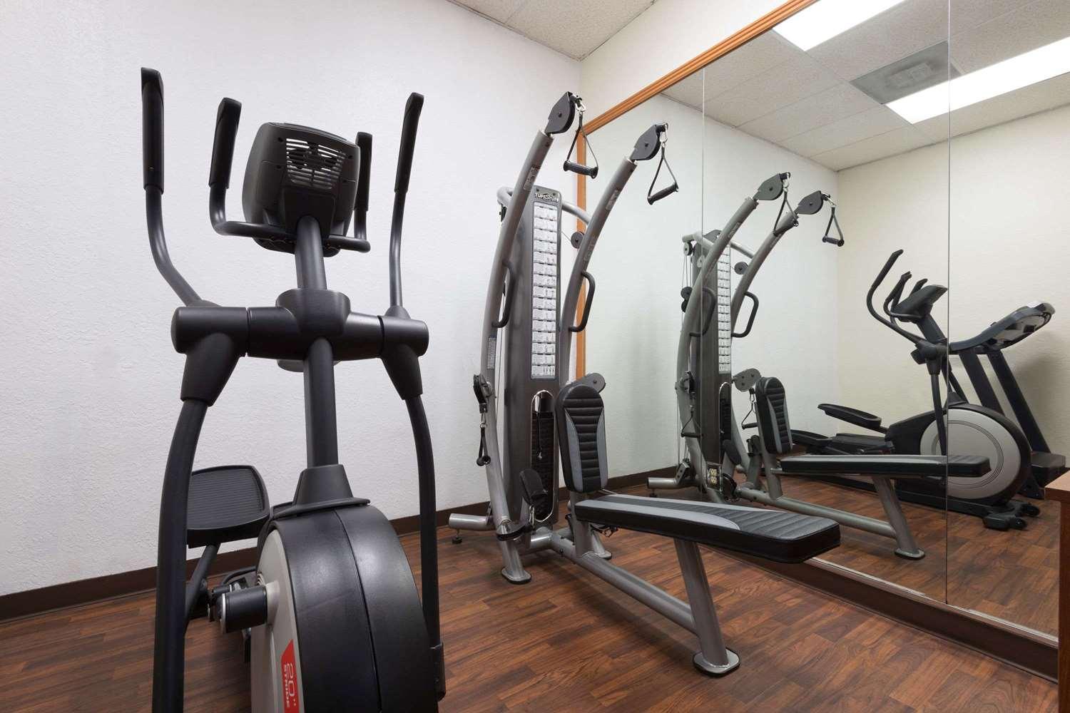 Fitness/ Exercise Room - Baymont Inns & Suites Colorado Springs