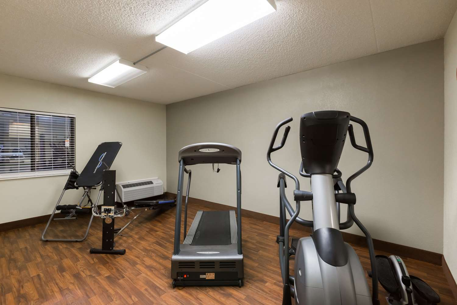 Fitness/ Exercise Room - Super 8 Hotel North Wichita