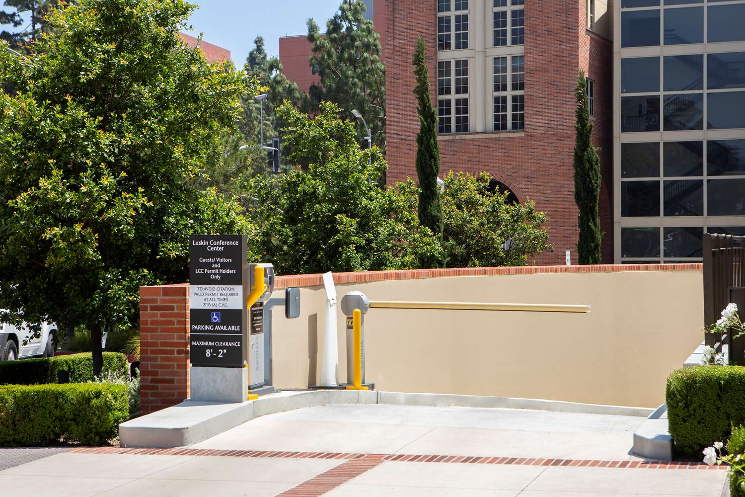 UCLA Luskin Conference Center Hotel Los Angeles, CA - See ... on ucla public affairs, ucla anderson, ucla department of social work,