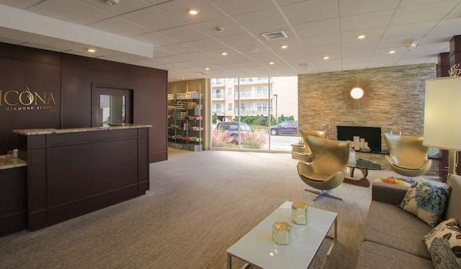Lobby - Icona Diamond Beach Hotel Wildwood Crest