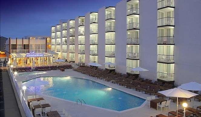 Pool - Icona Diamond Beach Hotel Wildwood Crest