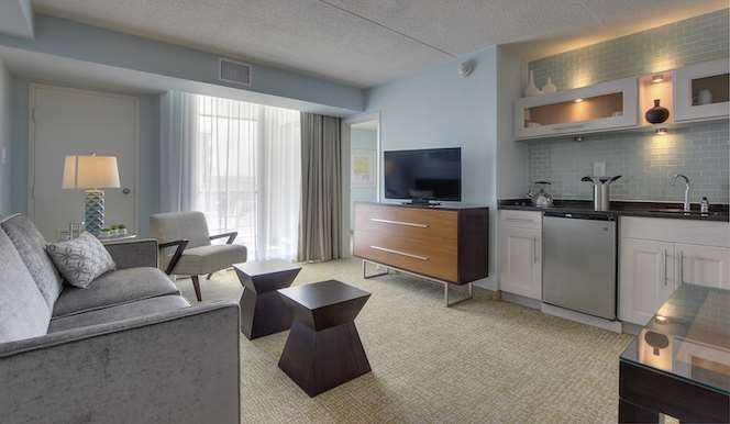 Suite - Icona Diamond Beach Hotel Wildwood Crest