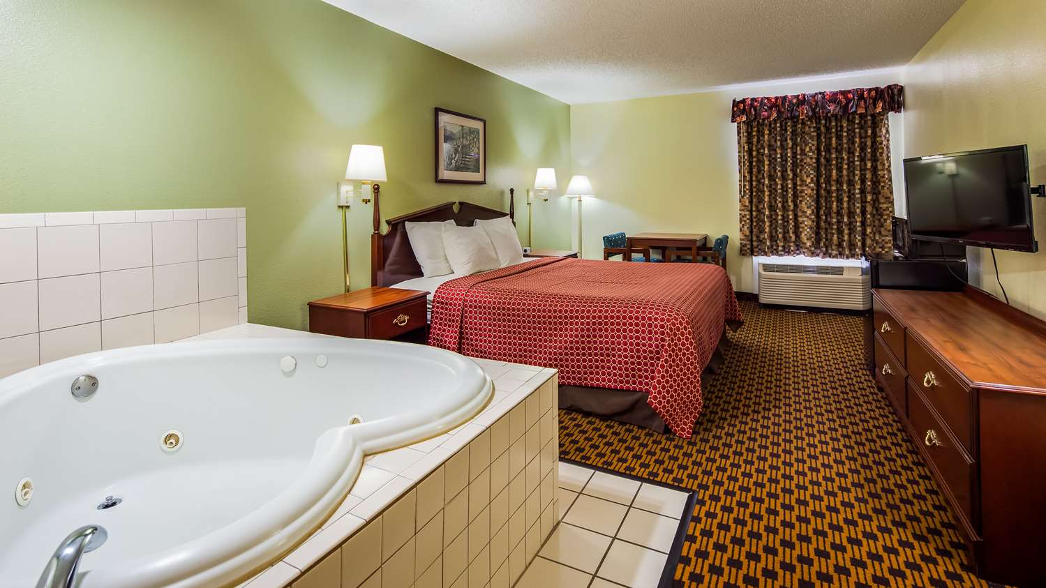 Suite - SureStay Plus Hotel Hamilton Place Mall Chattanooga