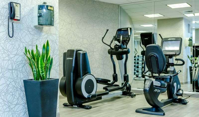 Fitness/ Exercise Room - Copley Square Hotel Boston