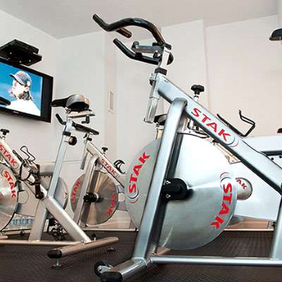 Fitness/ Exercise Room - Hotel Chez Swann Downtown Montreal