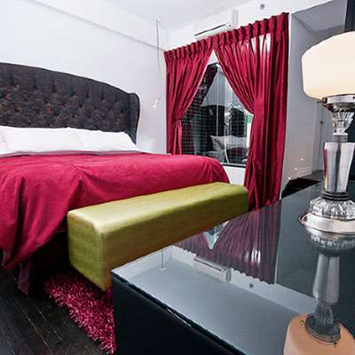Room - Hotel Chez Swann Downtown Montreal