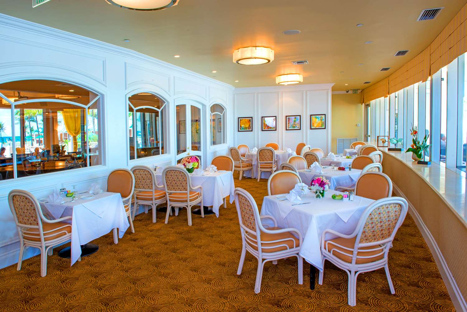 Restaurant - Sea View Hotel Bal Harbour
