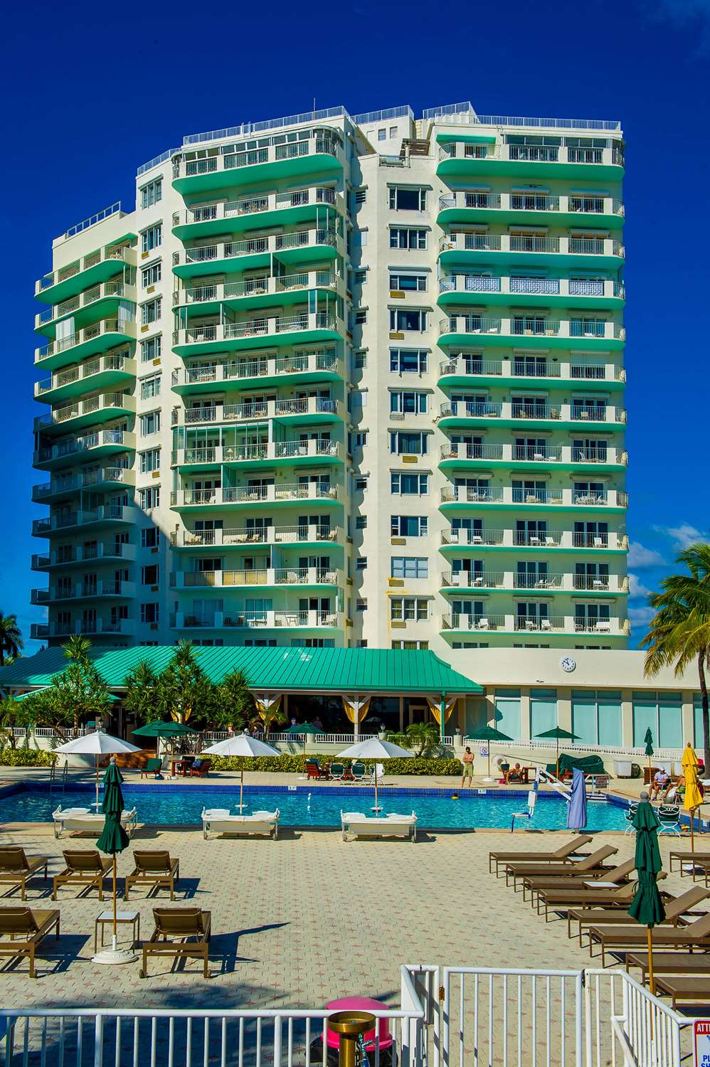 Exterior view - Sea View Hotel Bal Harbour