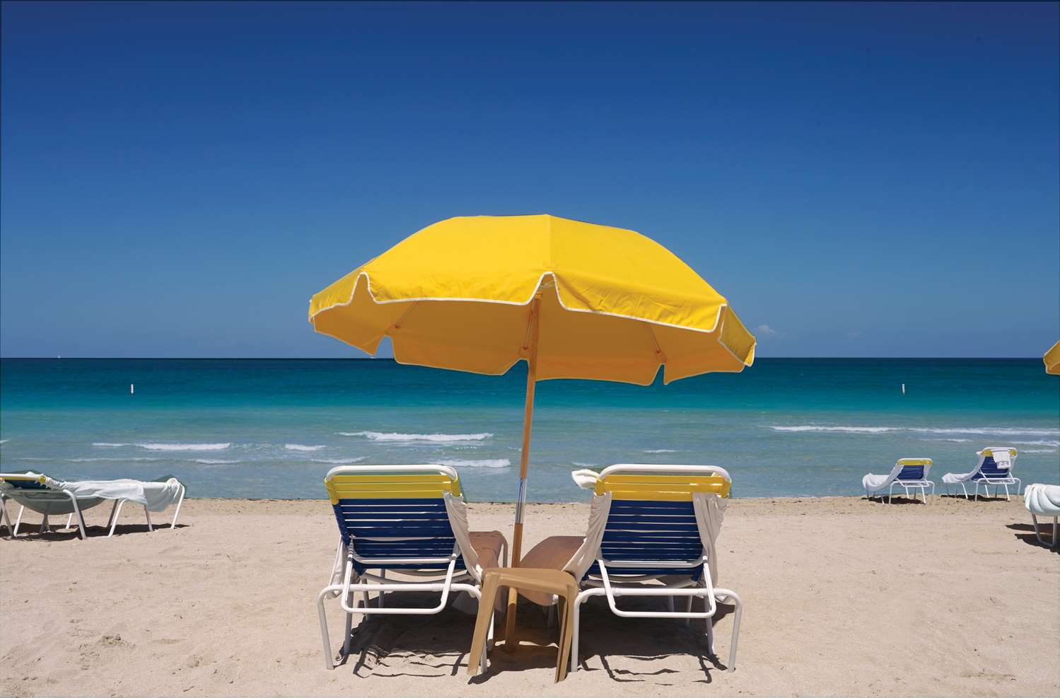 Beach - Sea View Hotel Bal Harbour