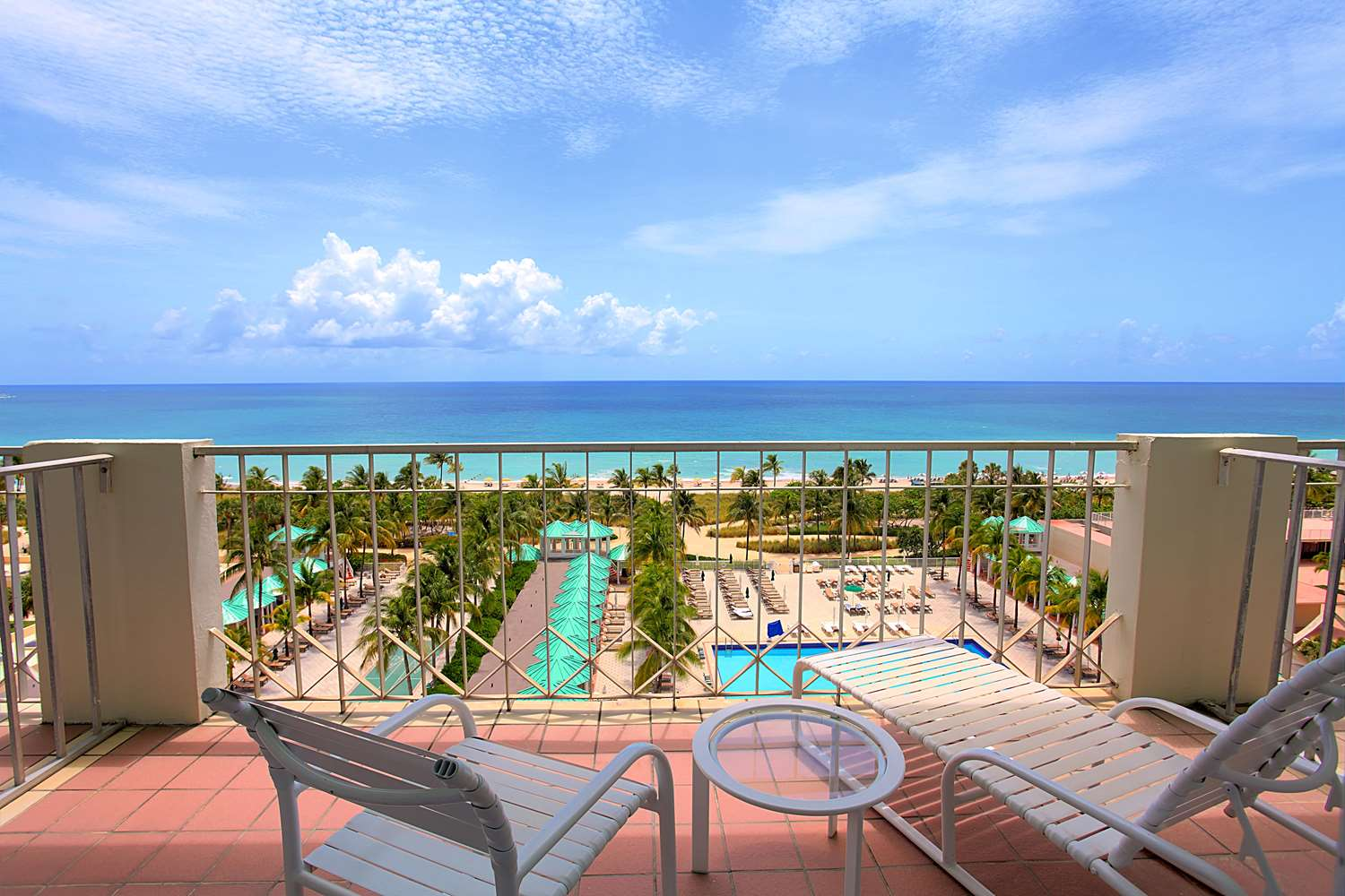 Amenities - Sea View Hotel Bal Harbour