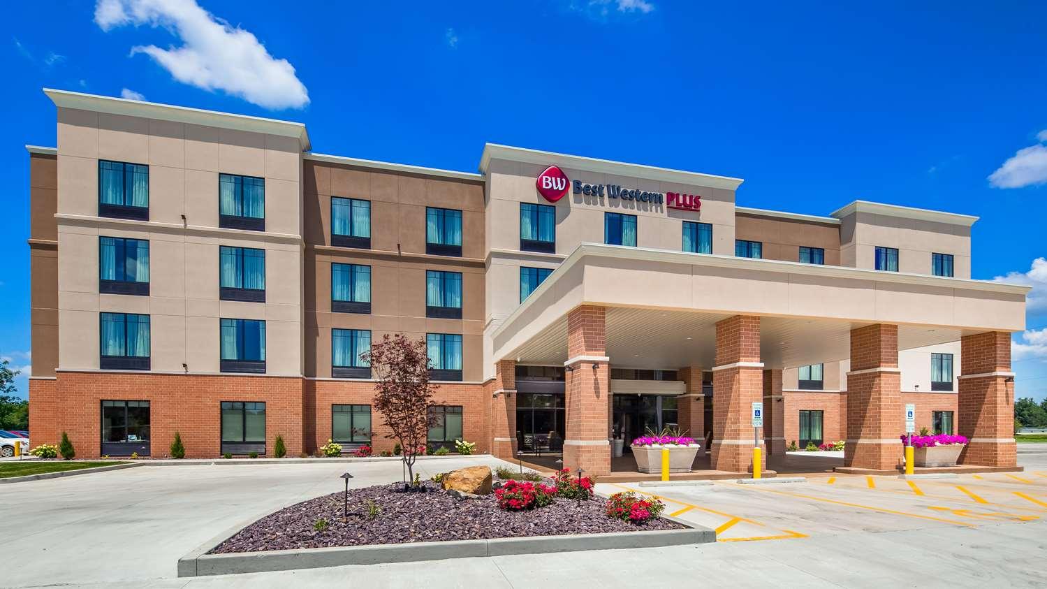Best Western Plus Centralia Hotel & Suites