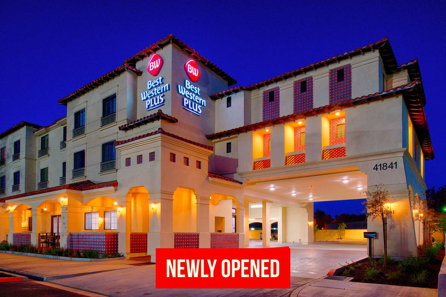 Exterior view - Best Western Plus Temecula Wine Country Hotel & Suites