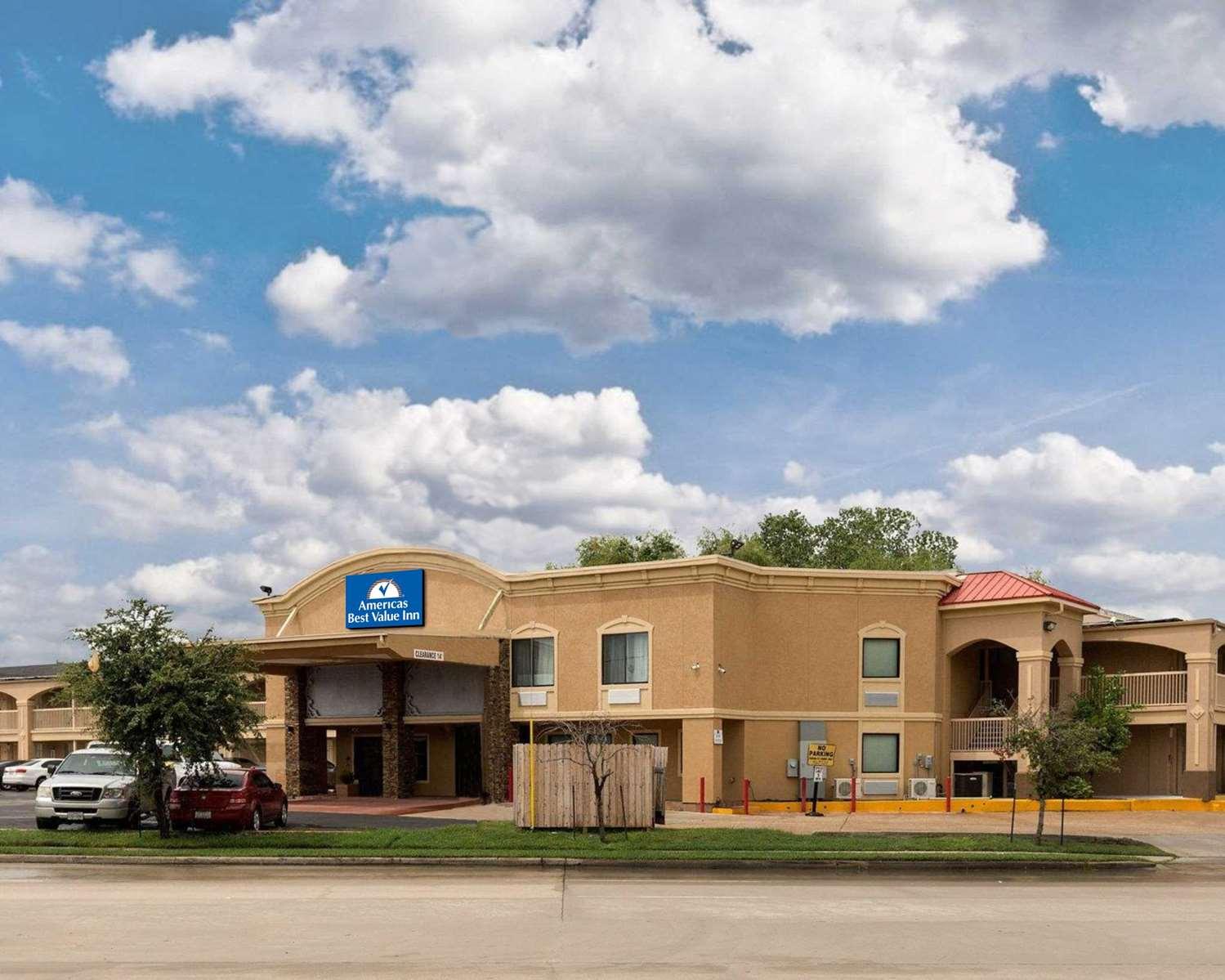 Americas Best Value Inn Nrg Park Houston  Tx