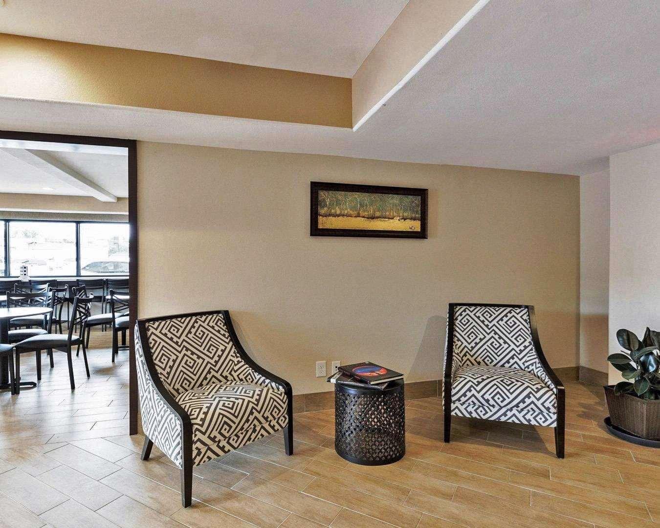 Lobby - Americas Best Value Inn NRG Park Houston