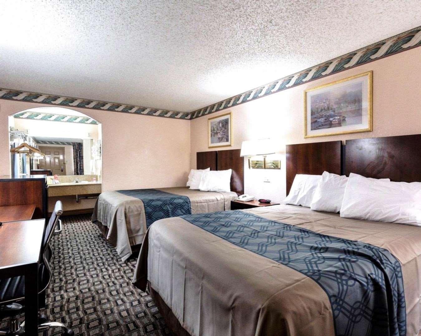 Room - Americas Best Value Inn NRG Park Houston