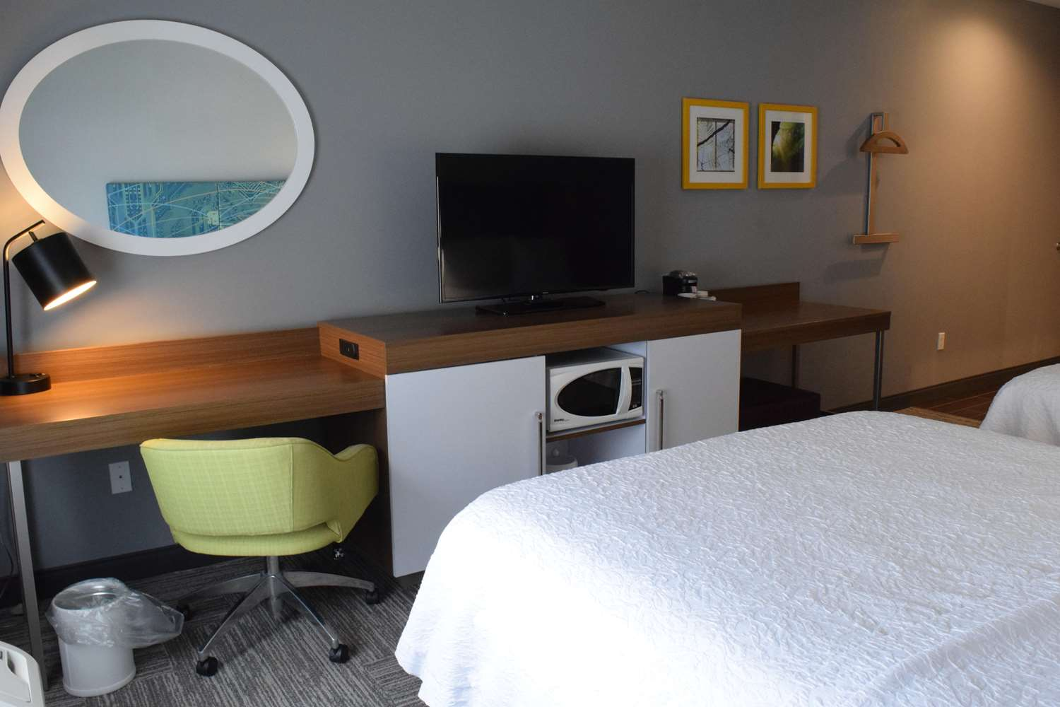 Room - Hampton Inn Hamburg