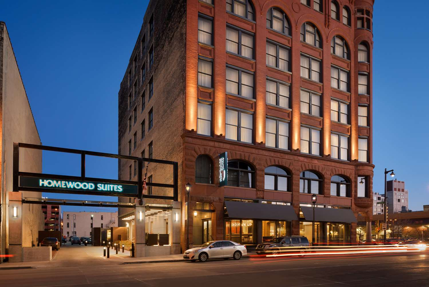 Exterior view - Homewood Suites by Hilton Downtown Milwaukee