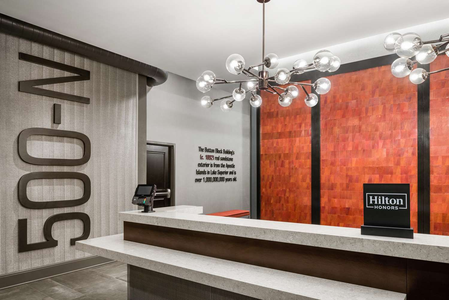 Lobby - Homewood Suites by Hilton Downtown Milwaukee