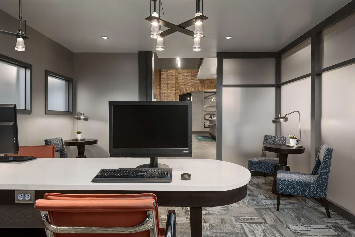 Conference Area - Homewood Suites by Hilton Downtown Milwaukee