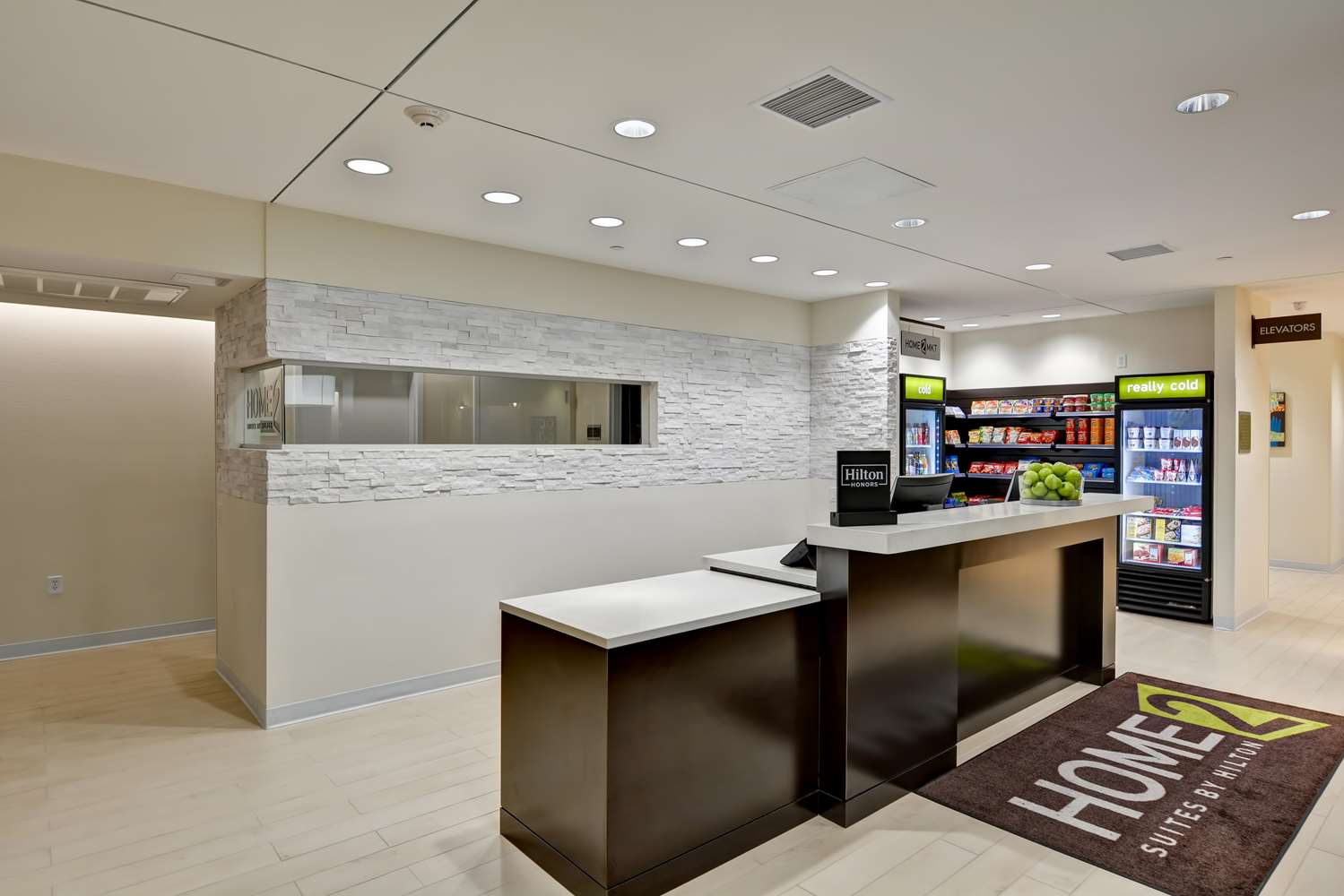 Lobby - Home2 Suites by Hilton Azusa