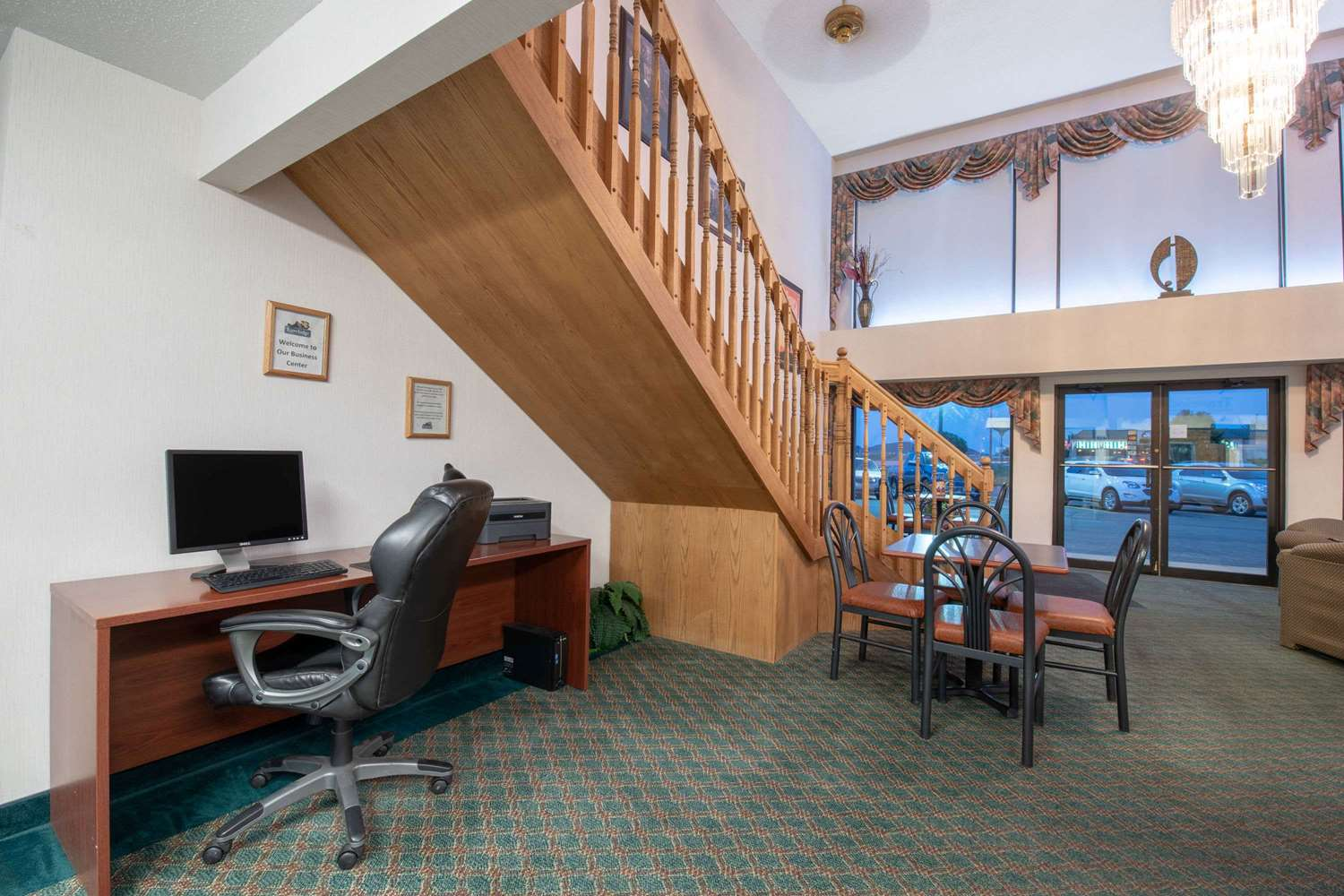 Conference Area - Travelodge Spearfish