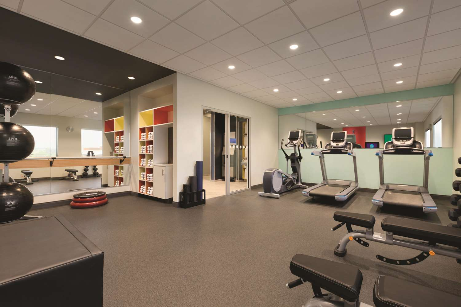 Fitness/ Exercise Room - Tru by Hilton Hotel East Lancaster