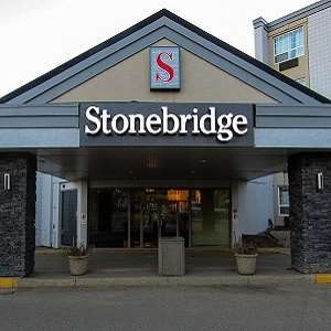 Exterior view - Stonebridge Hotel Fort McMurray