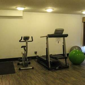 Fitness/ Exercise Room - Stonebridge Hotel Fort McMurray