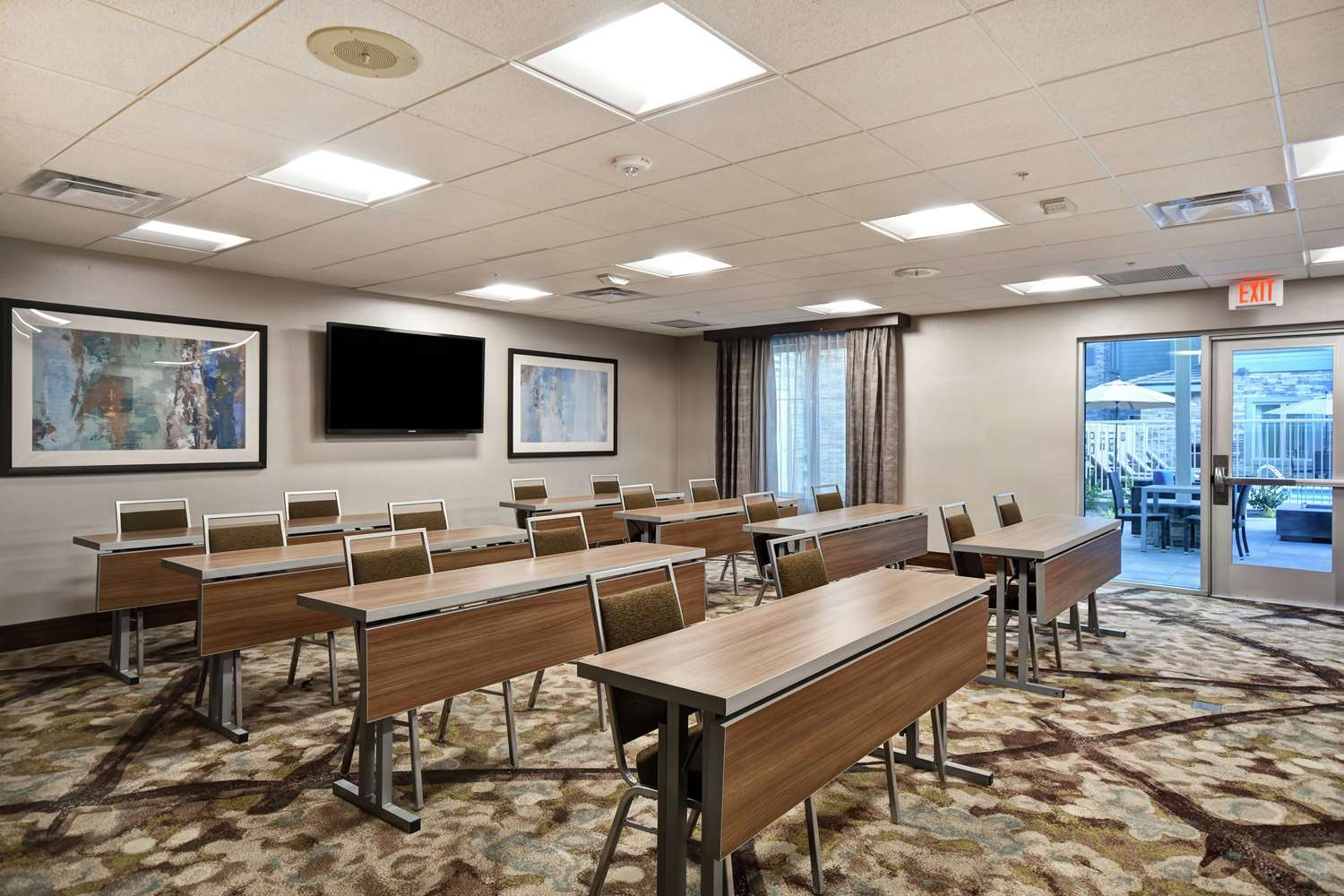 Meeting Facilities - Homewood Suites by Hilton Pleasant Hill