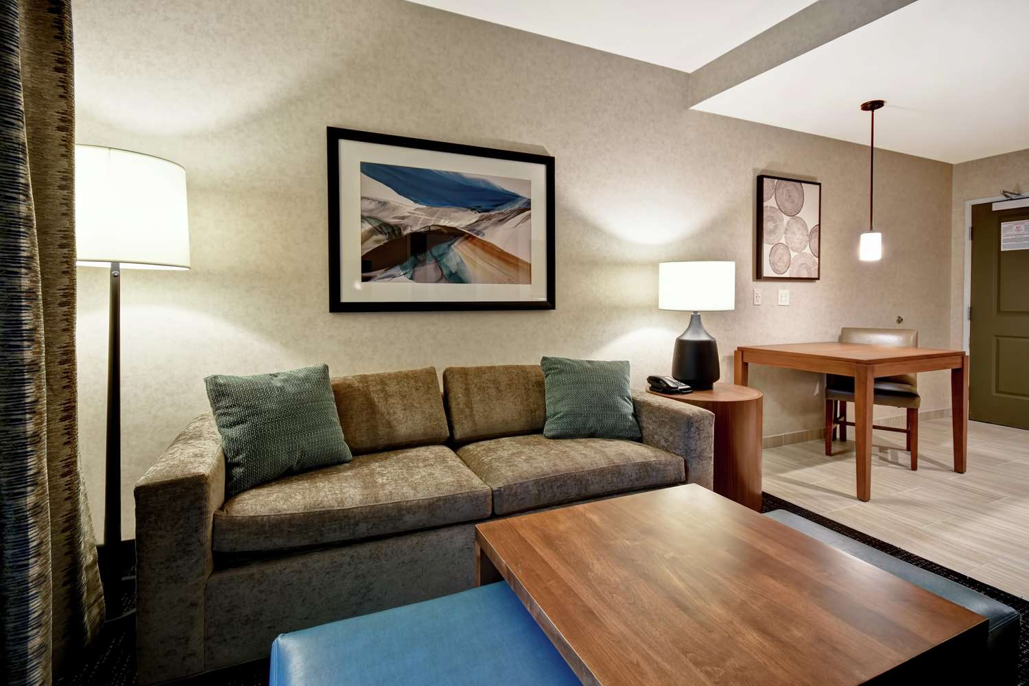 Room - Homewood Suites by Hilton Pleasant Hill