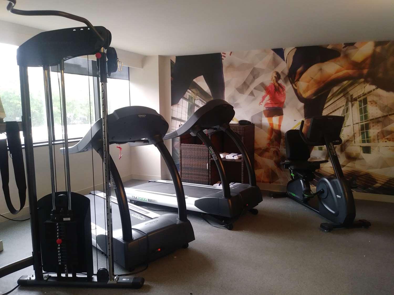 Fitness/ Exercise Room - Best Western Premier Hotel Jacksonville