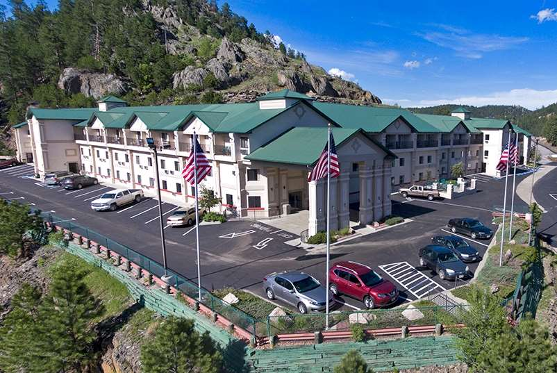 Exterior view - Baymont Inn & Suites Mt Rushmore Keystone