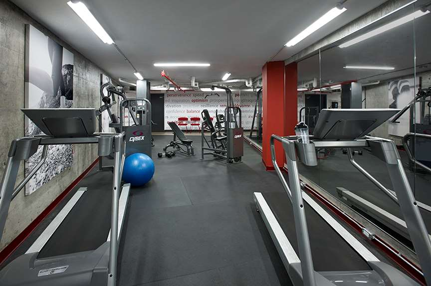 Fitness/ Exercise Room - Pantages Suites Hotel & Spa Toronto