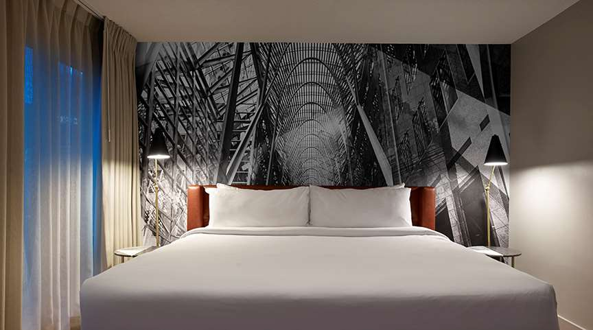 Room - Pantages Suites Hotel & Spa Toronto
