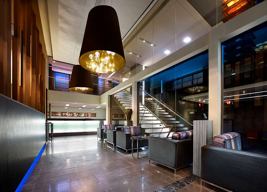 Lobby - Pantages Suites Hotel & Spa Toronto