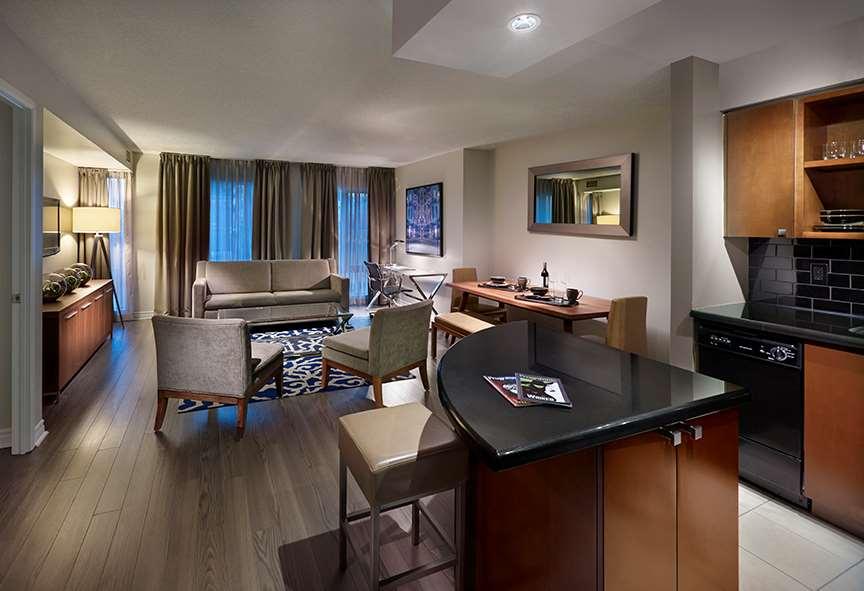 Exterior view - Pantages Suites Hotel & Spa Toronto