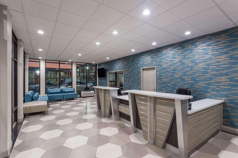 Lobby - Super 8 Motel Fairfield