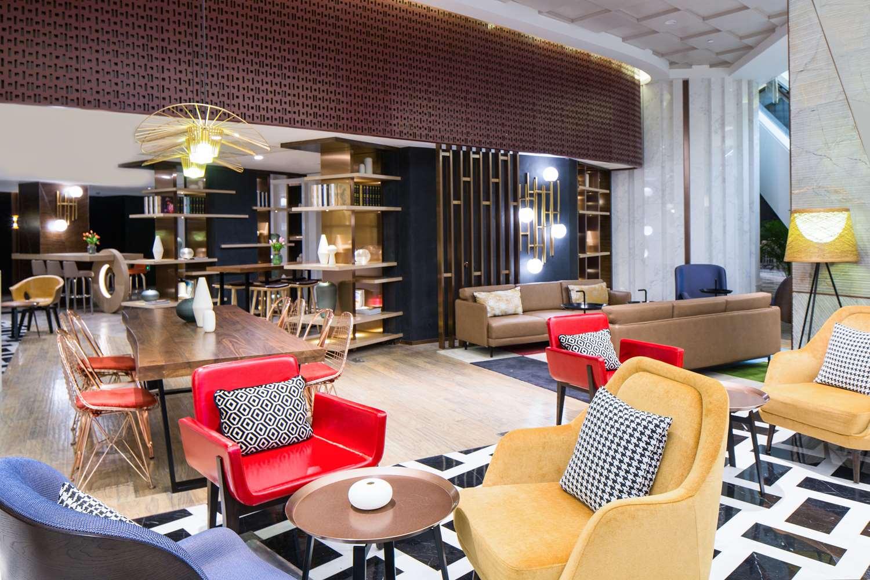 Restaurant - Hotel Golden Tulip Shanghai Rainbow