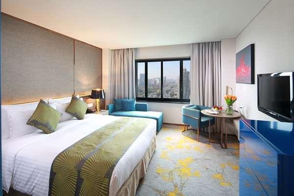 酒店 HOTEL GOLDEN TULIP SHANGHAI RAINBOW - 高级豪华双